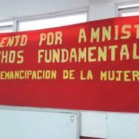 """[MUJER E INMIGRACIÓN] Elena Morote,  de HABLA MUJER """"Allá, en Perú hay dos posiciones bien marcadas, la emancipación de  mujer, que es la posición proletaria y todo, y  la posición de  la liberación de la mujer que es la posición del feminismo burgués"""""""