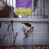 Secundarios piden justicia para Andrea
