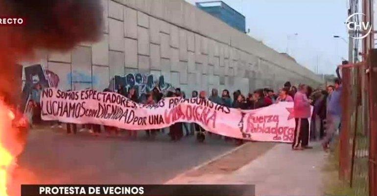 protesta-quilicura