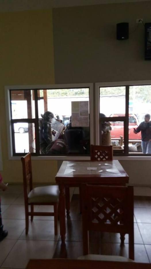 Puerto Chacabuco detencion