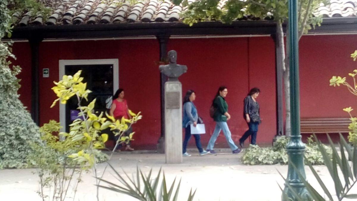 Alcalde de Conchalí no recibe a la directiva del colegio de profesores.