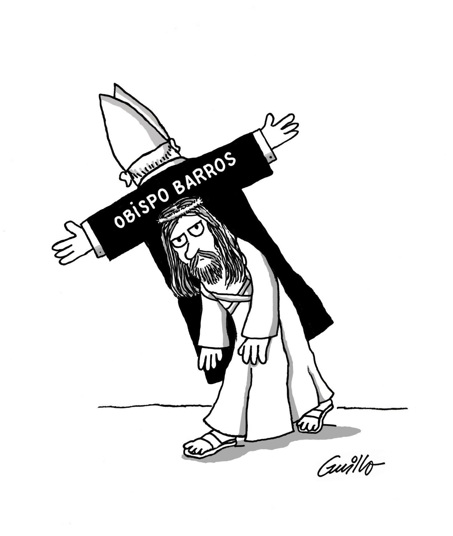 Obispo de Pederastas
