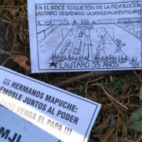 Comunicado| El MJL se adjudica acciones directas y denuncia operación política para vincularlos con quema de iglesias.