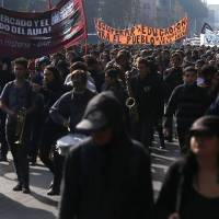 CONFECH LLAMA A PARO A TODAS LA UNIVERSIDADES