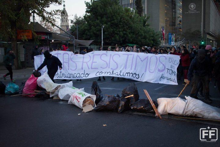 Barricadas ff