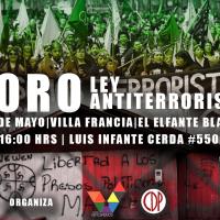 Invitación | Foro sobre la Ley Antiterrorista