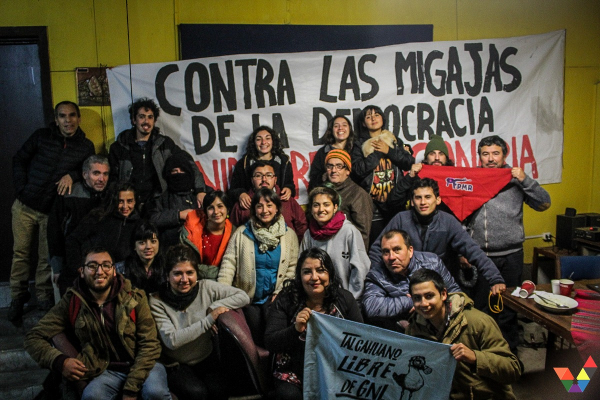 """Se realiza el encuentro nacional """"Los pobres se levantan"""""""