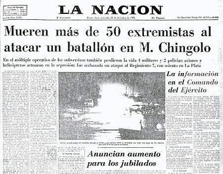 MONTE CHINGOLO – La mayor batalla de la guerrilla argentina