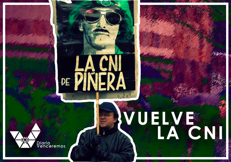 Vuelve la CNI: Piñera anunció que es una de las medidas para la seguridad nacional