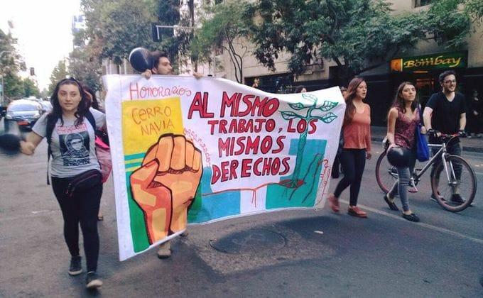 Demandas de Trabajadoras/es Honorarios, los límites del componente jurídico – La experiencia del Sindicato de Honorarios de Cerro Navia.