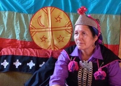 """Juana Calfunao responde a la condena de la justicia chilena: """"No pienso hacer un día de cárcel"""""""