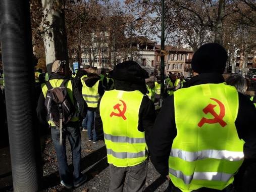 Chalecos comunistas